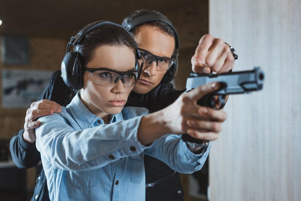 CT Pistol Permit Class